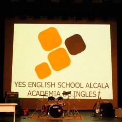 Fiesta niños 4 English School Alcalá de Guadaira