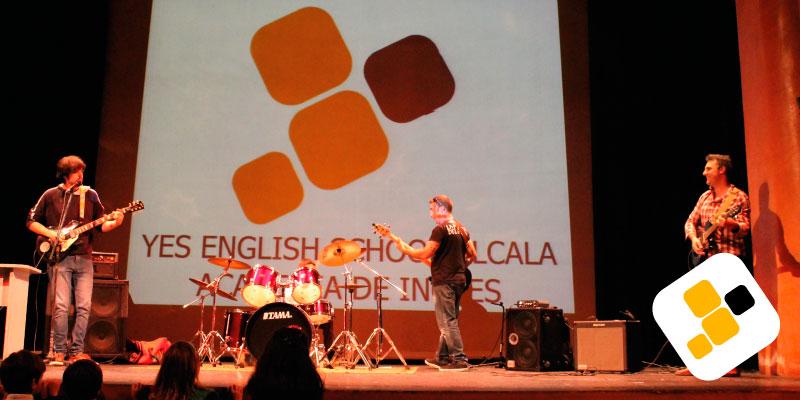 Fiesta niños 6 English School Alcalá de Guadaira