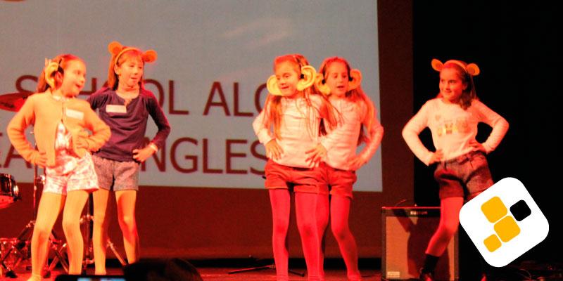 Fiesta niños English School Alcalá de Guadaira